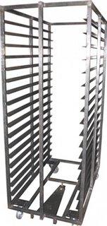 Загрузочный стеллаж Forni Fiorini Rotor (18 уровней, платформа)
