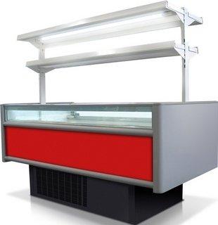 Холодильная витрина GOLFSTREAM Нарочь 2 250 ОВ ВН 3000