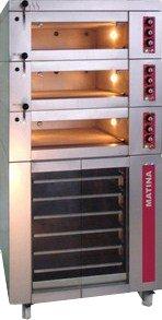 Подовая печь MATINA CP168/16 + D 868