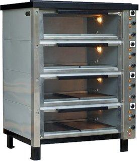 Печь хлебопекарная НПФ ХПЭ-750/500.41 Люкс