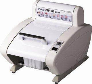 Запайщик лотков (трейсилер) CAS CTP 320