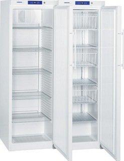 Шкаф комбинированный Side-by-side Liebherr GKv 4310/GG4010