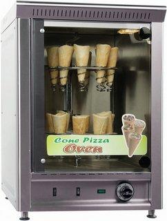 Ротационная печь для коно-пиццы Kocateq FPE2