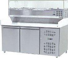 Стол холодильный пиццерийный Koreco SPZ2610TN