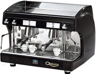 Кофеварка полуавтомат C.M.A. Astoria Perla Aep 2GR