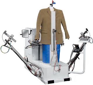 Пневматический пароманекен для верхней одежды Battistella PEGASO V