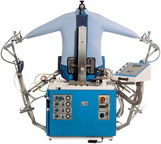 Пневматический пароманекен для рубашек Battistella ZEUS V mod.2005 SHIRT-FINISHER