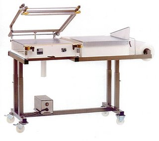 Упаковочный стол Hawo HP 630 WS