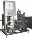 Минизавод для переработки молока, сметаны и йогурта, творога и кефира ИПКС-0103 произв. 3000 л/сутки